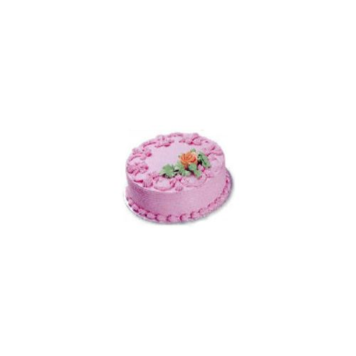 Strawberry Cake 1 kg - India Delivery Only