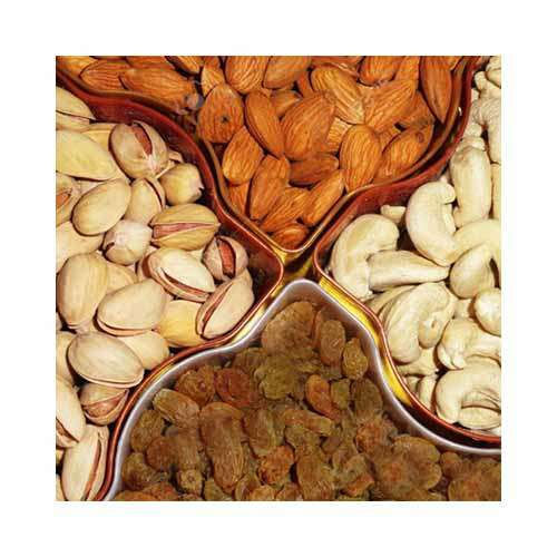 Mixed Dry-Fruits 500 gms with Rakhi - Canada delivery Only