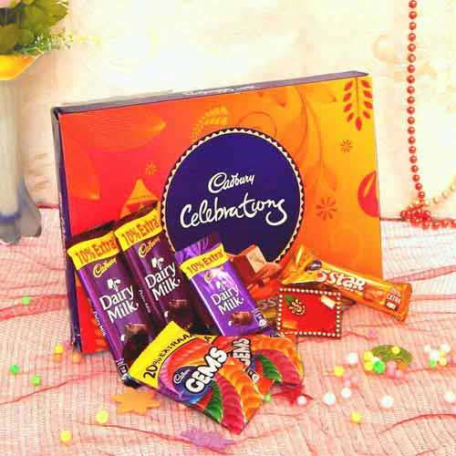 Cadbury Celebrations Big - CANADA Delivery only