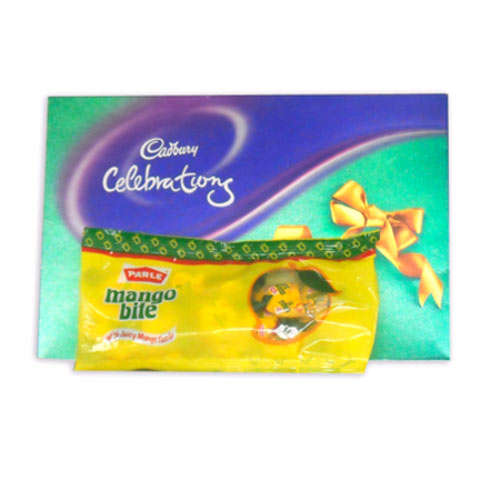 Sweetened Raksha Bandhan Treat - UK Delivery Only
