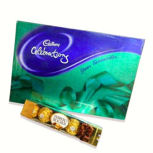 Choco Fusion Hamper - Australia Delivery Only