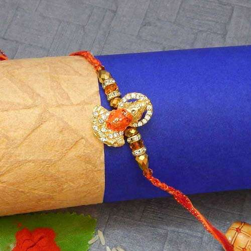 Lord Hanumaan Rakhi - UK Delivery Only