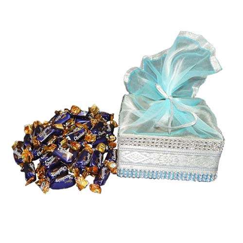 Chocolairs Hamper With Basket - USA Delivery Only