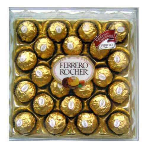 Ferrero Rocher 24 Pieces - Singapore Delivery