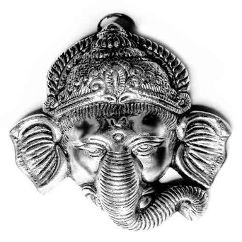 Lord Ganesh Wall Hanging Small - UK Delivery Only