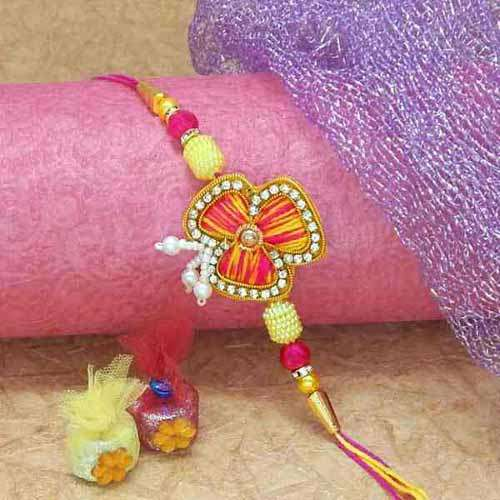 Captivating Rakhi - CANADA Delivery Only