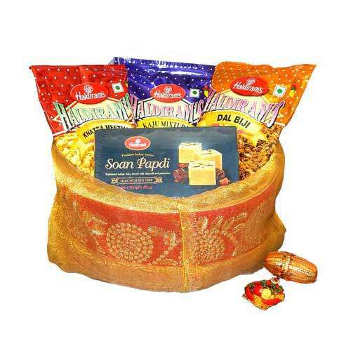 Haldiram's Big Basket Hamper - UK Delivery Only