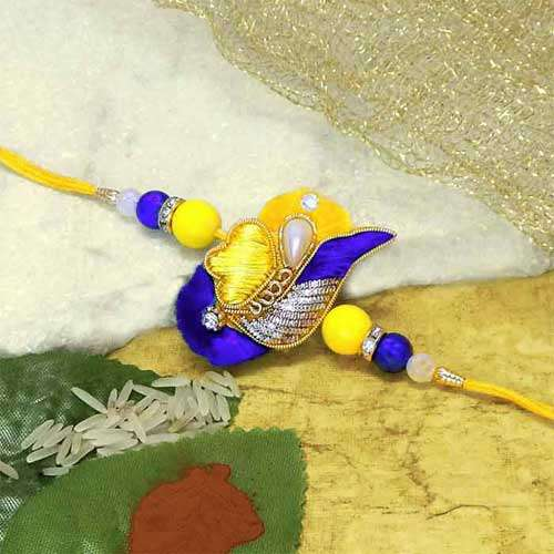 Angelic Rakhi - UAE Delivery Only