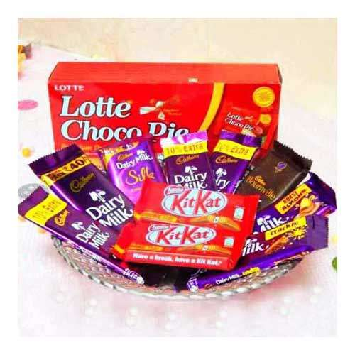 Chocolates Combo for Brother - USA Delivery Only