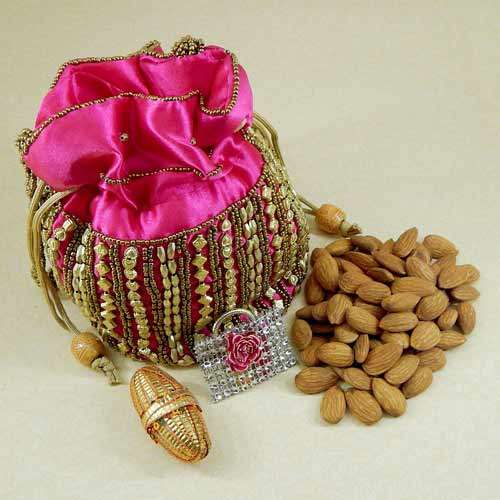 Almond Hamper - USA Delivery Only