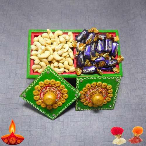 Handmade Dryfruit Box -  USA  Delivery Only