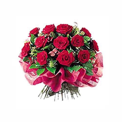 Luxury Red Roses - USA Delivery Only