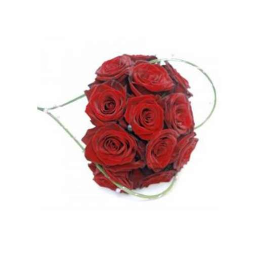 Rose Heart - UK Only