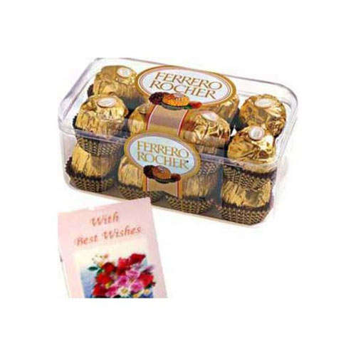 Ferrero Rocher 16 Pieces - Bhai Dooj Gifts