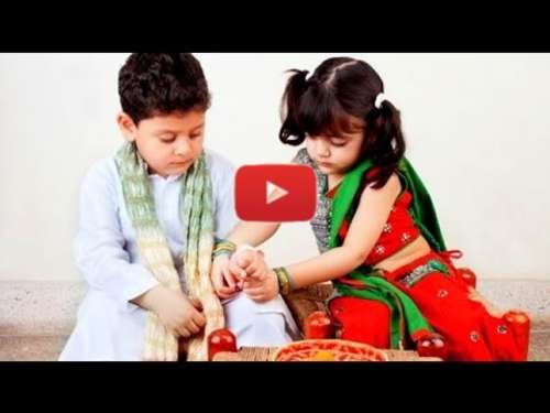 Your Rakshabandhan Personalized Video