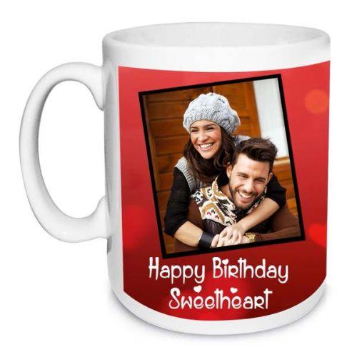 Personalized White Mug