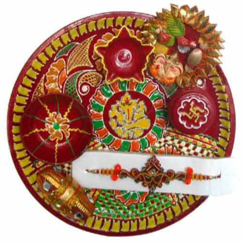 New Puja Thali - 8